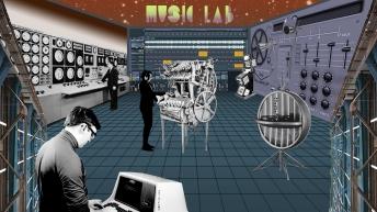 Music lab vapor vell