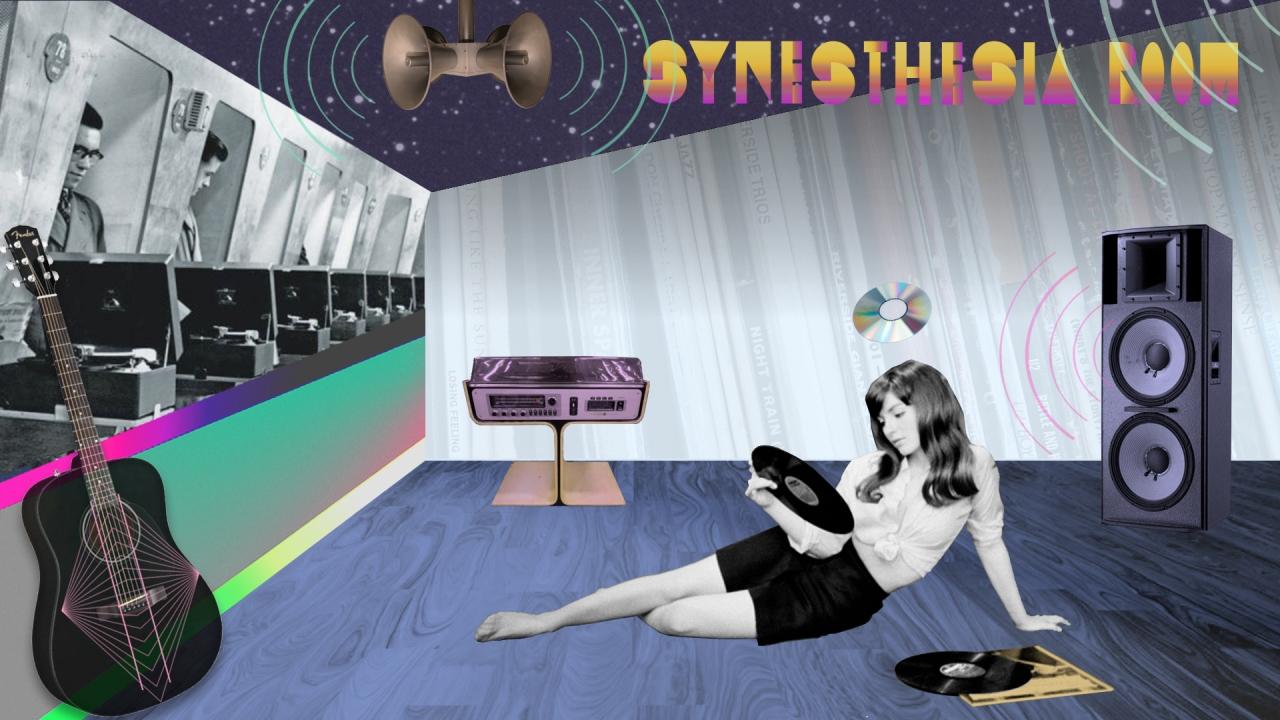 Synesthesia room vapor vell