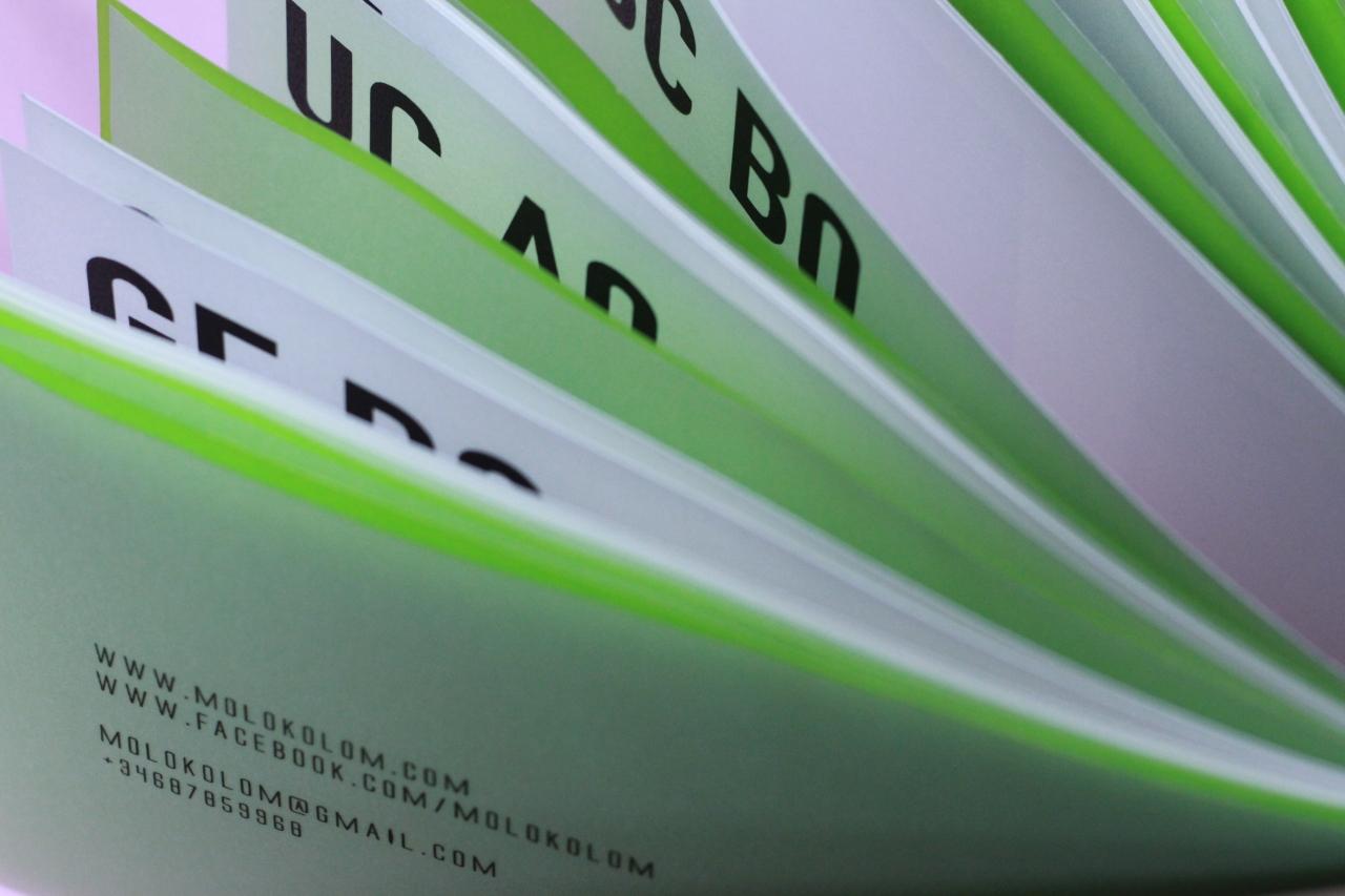 screen printing molokolom